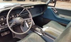 1965 Ford Thunderbird Hardtop 390ci FE (9)