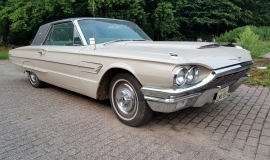 1965 Ford Thunderbird Landau 1 owner original paint (1)