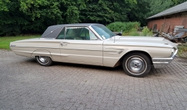 1965 Ford Thunderbird Landau 1 owner original paint (2)