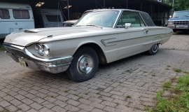 1965 Ford Thunderbird Landau 1 owner original paint (6)