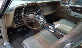 1965 Ford Thunderbird Landau 1 owner original paint (7)