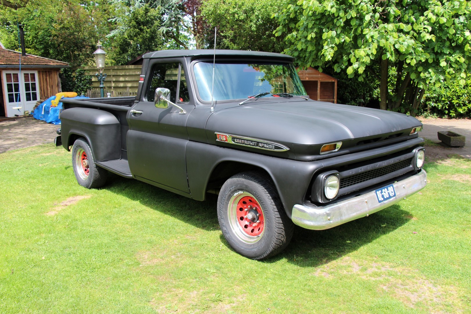 1966 chevrolet gm truck - photo #36