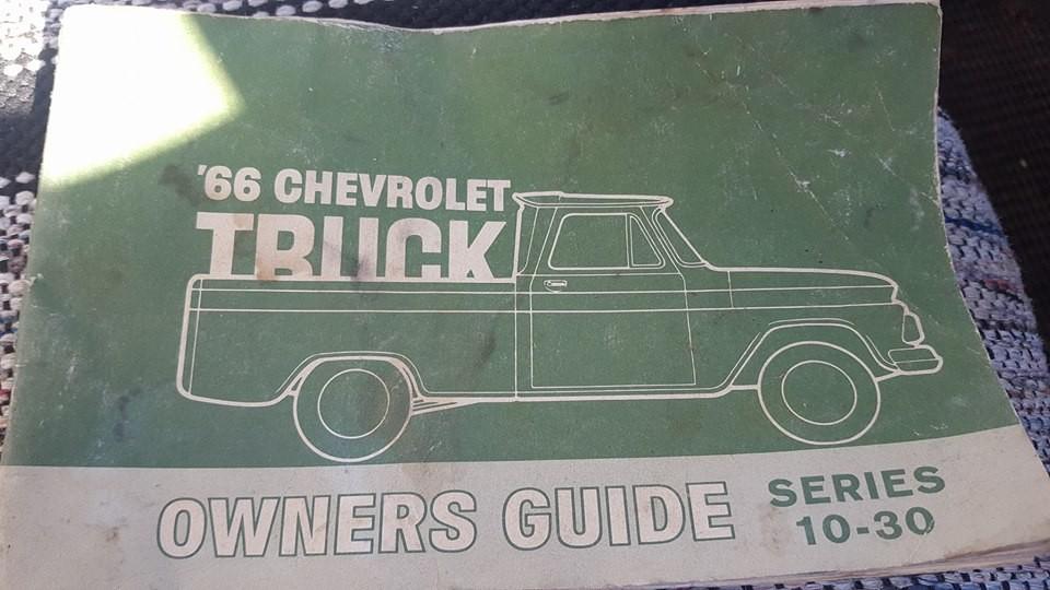 1966 Chevrolet C20 327ci Automatic (2)