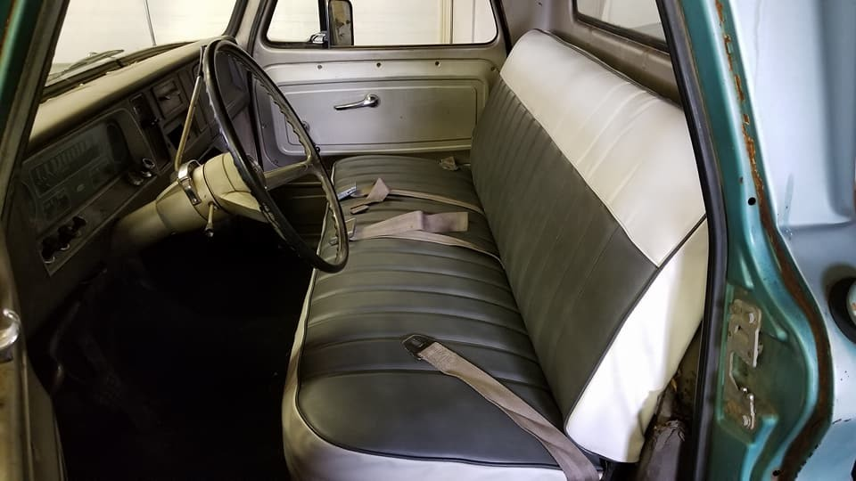 1966 Chevrolet C20 327ci Automatic (21)