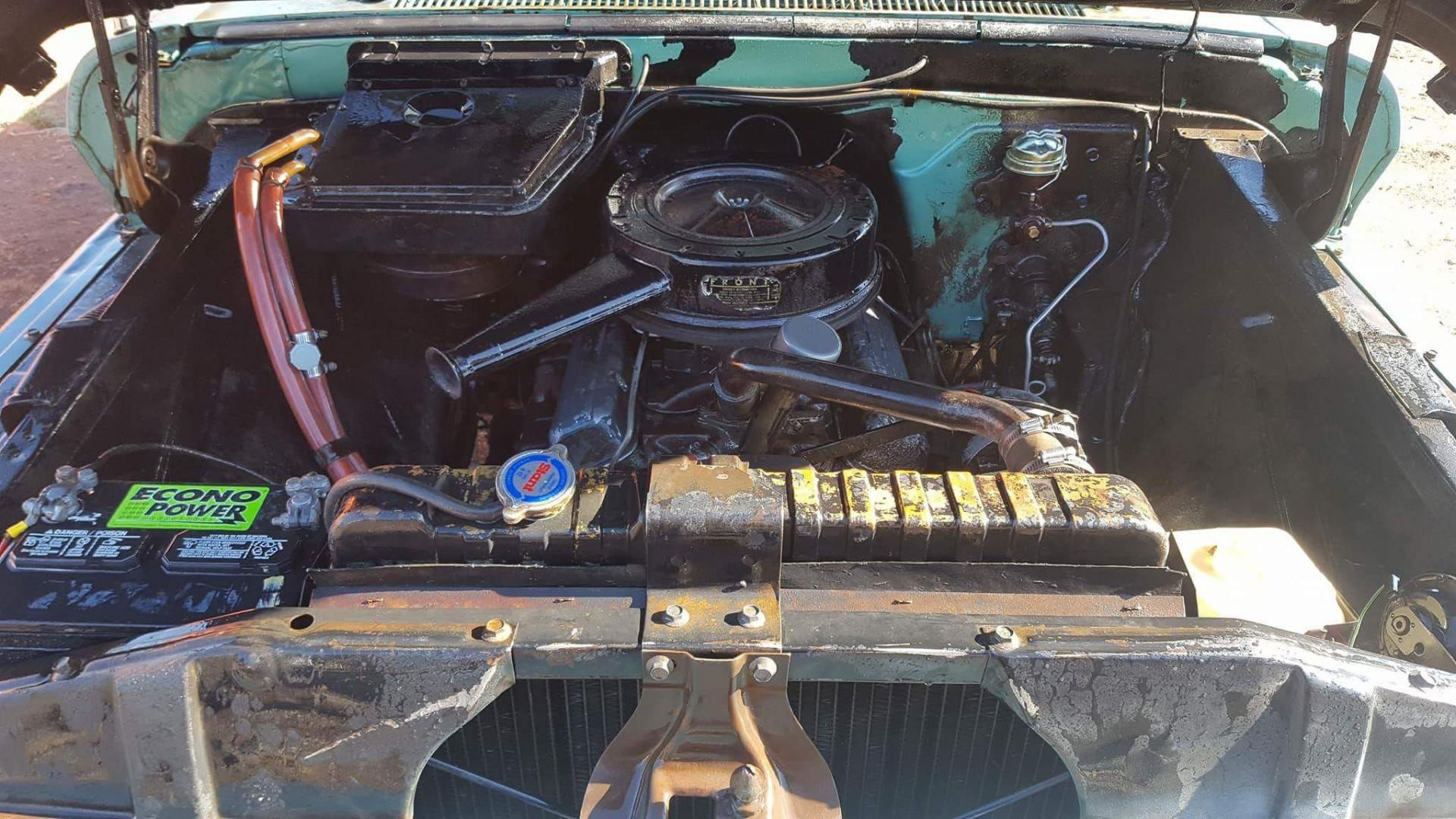 1966 Chevrolet C20 327ci Automatic (9)