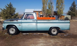1966 Chevrolet C20 327ci Automatic (2)