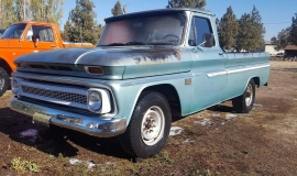 1966 Chevrolet C20 327ci Automatic - slide