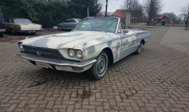 1966 Ford Thunderbird Convertible (1)
