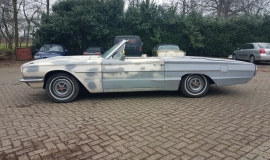 1966 Ford Thunderbird Convertible (2)