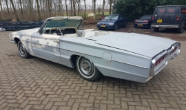 1966 Ford Thunderbird Convertible (3)