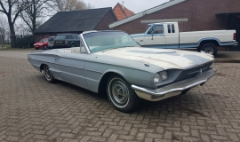 1966 Ford Thunderbird Convertible (8)