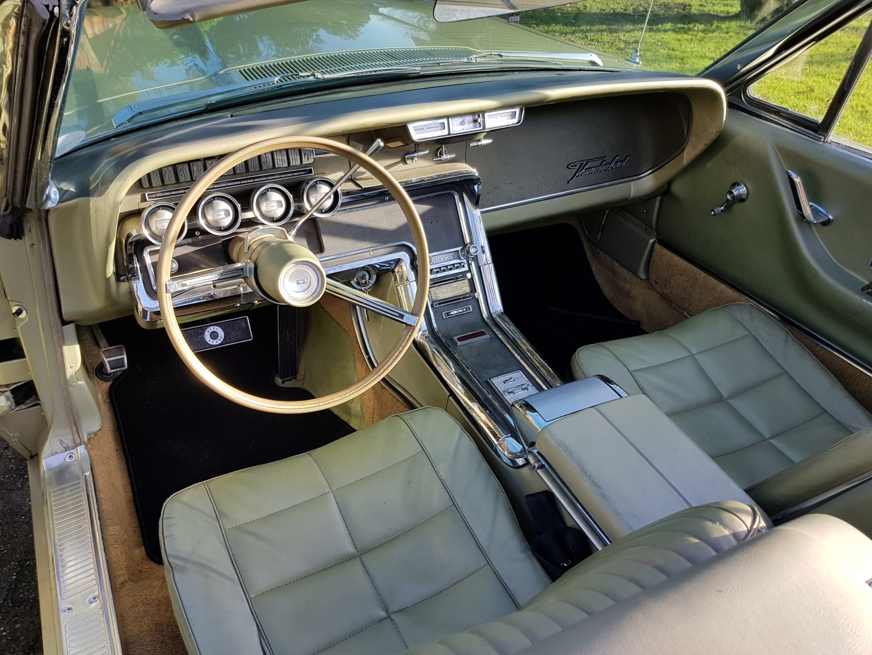 1966 Ford Thunderbird Convertible - 390ci (10)
