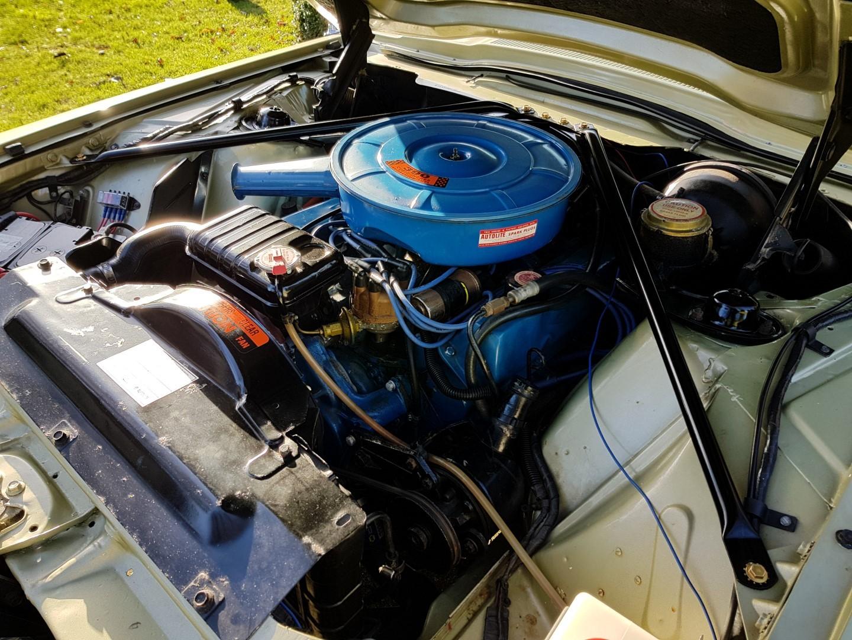 1966 Ford Thunderbird Convertible - 390ci (18)