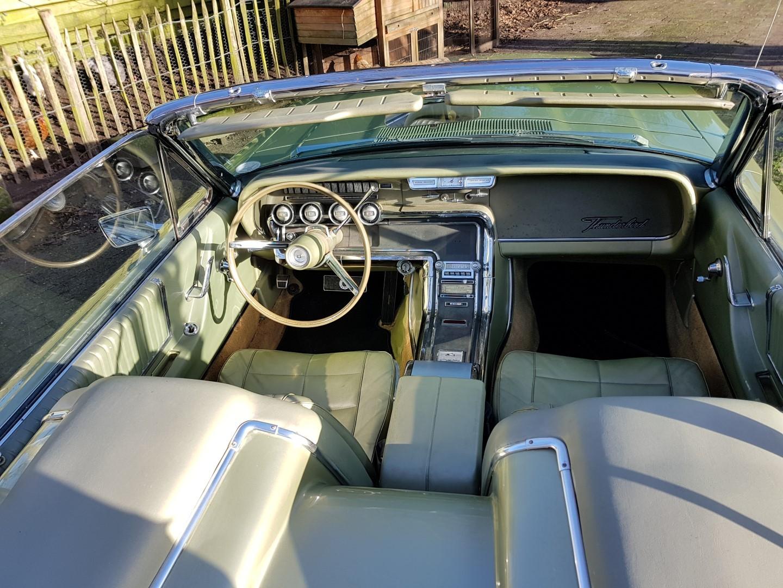 1966 Ford Thunderbird Convertible - 390ci (9)