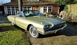 1966 Ford Thunderbird Convertible - 390ci (1)