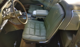 1966 Ford Thunderbird Convertible - 390ci (12)