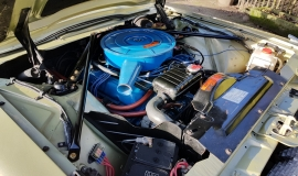 1966 Ford Thunderbird Convertible - 390ci (17)