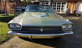 1966 Ford Thunderbird Convertible - 390ci (2)