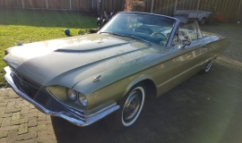 1966 Ford Thunderbird Convertible - 390ci (3)