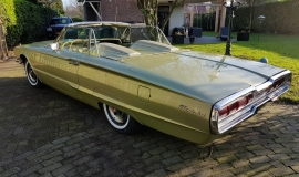 1966 Ford Thunderbird Convertible - 390ci (4)