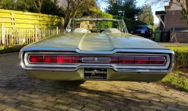 1966 Ford Thunderbird Convertible - 390ci (5)