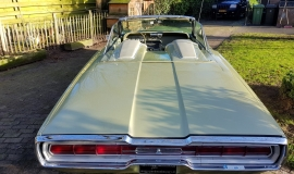 1966 Ford Thunderbird Convertible - 390ci (6)