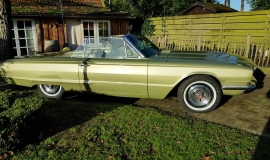 1966 Ford Thunderbird Convertible - 390ci (8)