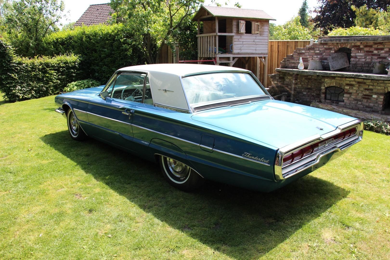1966 Ford Thunderbird Hardtop 428ci (10)