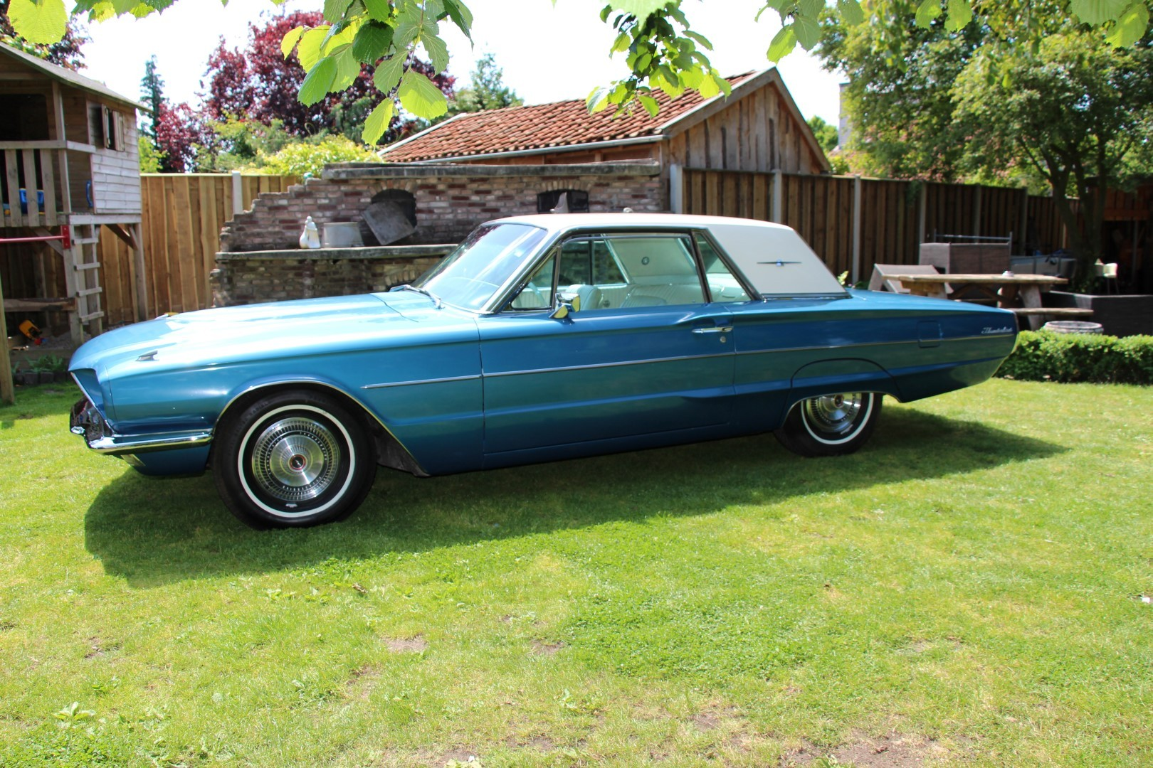 1966 Ford Thunderbird Hardtop 428ci (11)