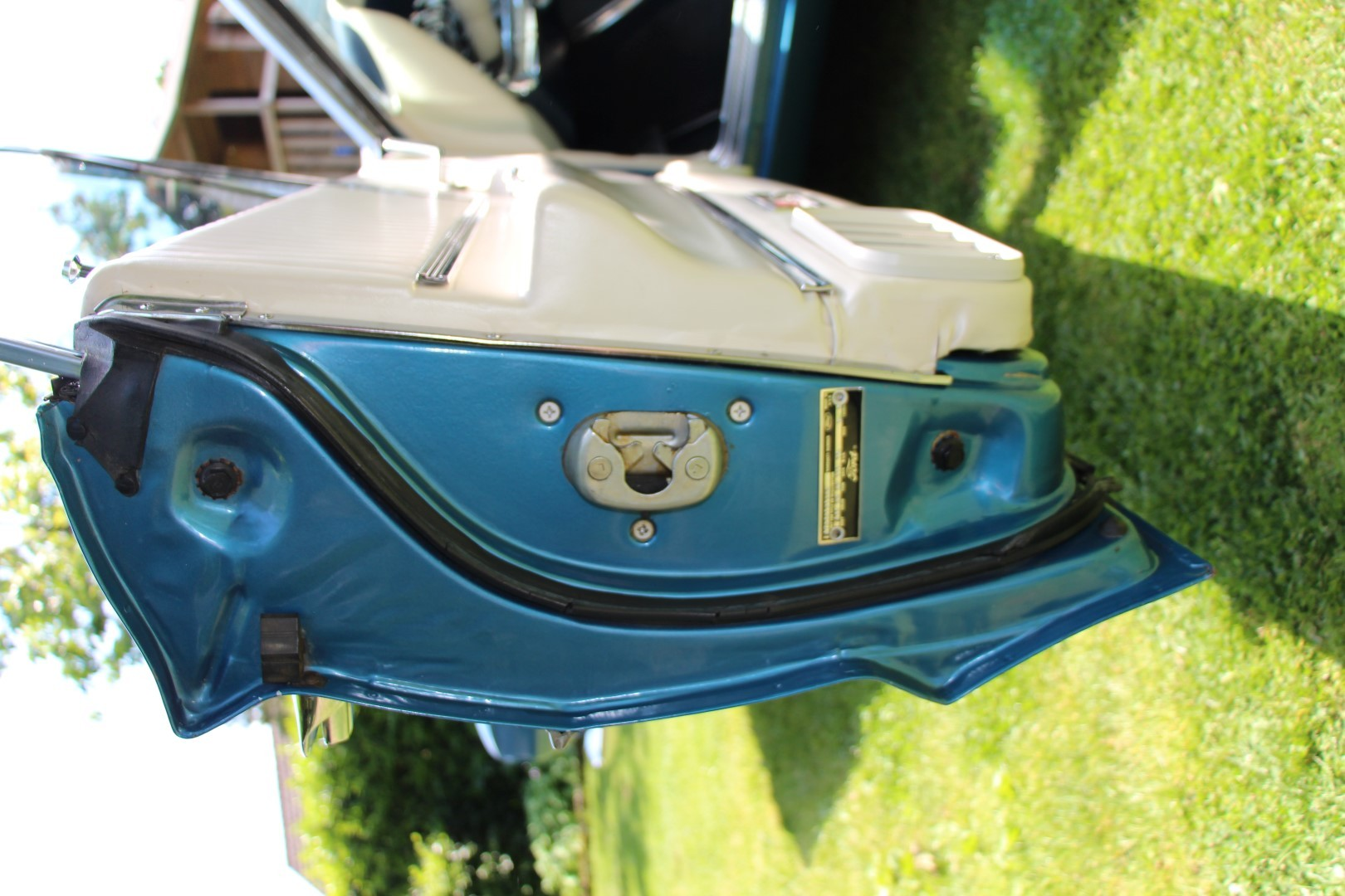 1966 Ford Thunderbird Hardtop 428ci (13)