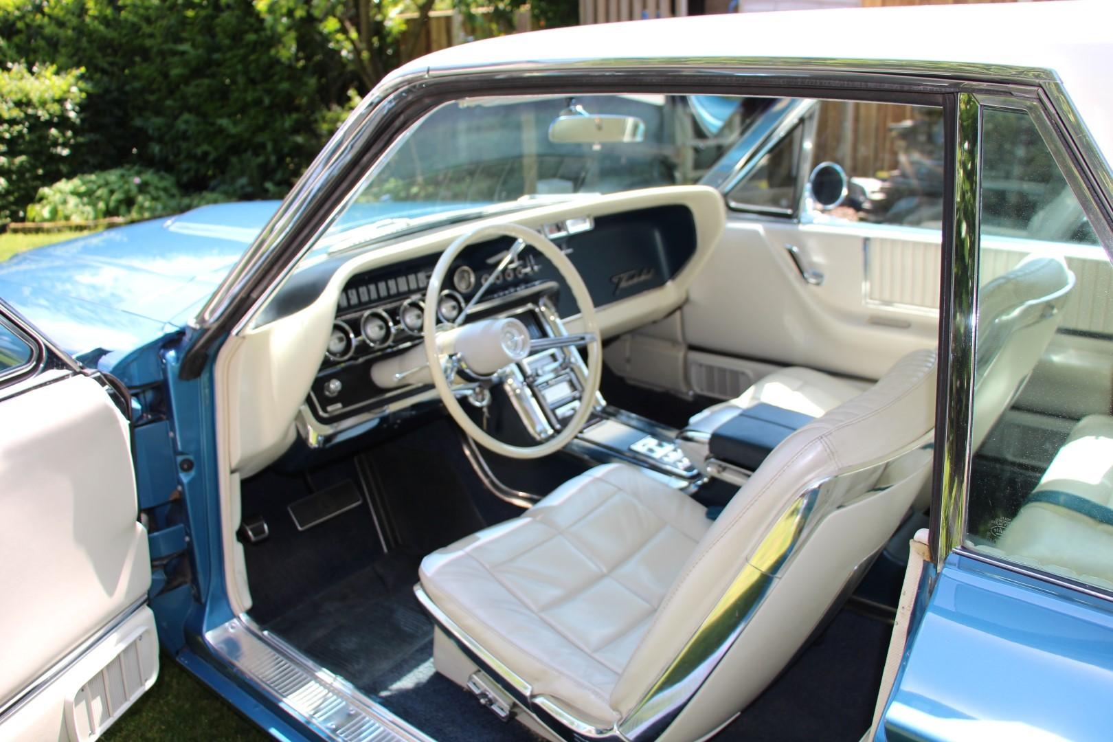 1966 Ford Thunderbird Hardtop 428ci (14)
