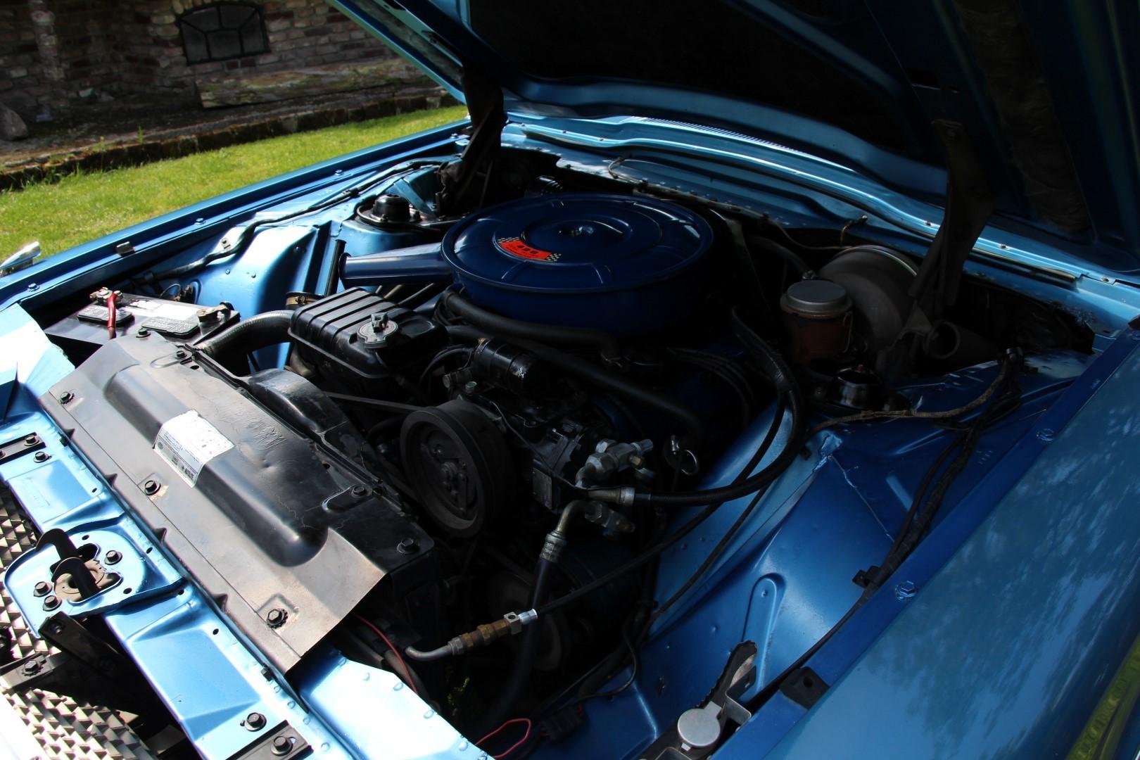1966 Ford Thunderbird Hardtop 428ci (2)