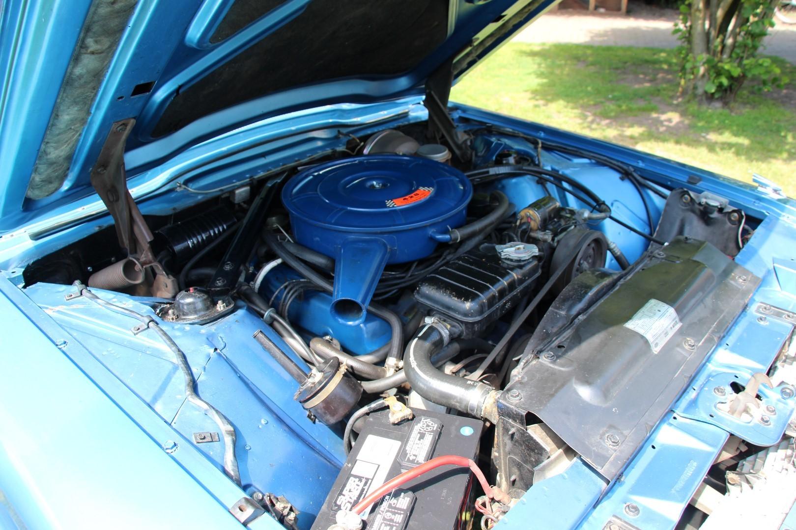 1966 Ford Thunderbird Hardtop 428ci (3)