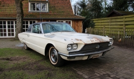 1966 Ford Thunderbird Landau 428 - patina (5)