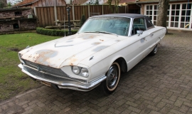 1966 Ford Thunderbird Landau 428 - patina (7)