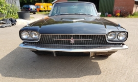 1966 Ford Thunderbird Town Landau triple black - 390ci (21)