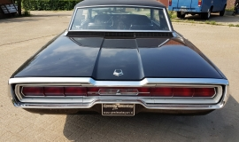 1966 Ford Thunderbird Town Landau triple black - 390ci (25)