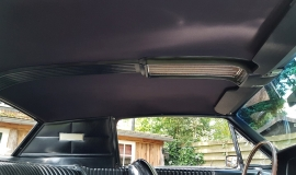 1966 Ford Thunderbird Town Landau triple black - 390ci (33)