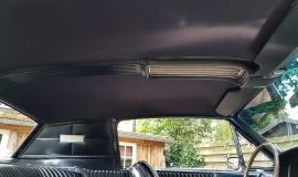 1966 Ford Thunderbird Town Landau triple black - 390ci (33)
