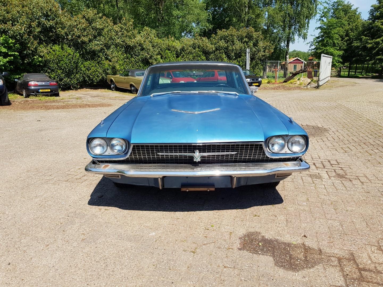 1966 Ford Thunderbird Town Landau 428ci (11)