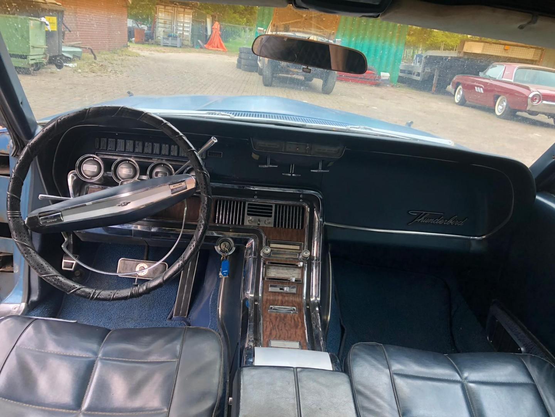 1966 Ford Thunderbird Town Landau 428ci (13)