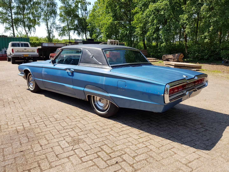 1966 Ford Thunderbird Town Landau 428ci (5)