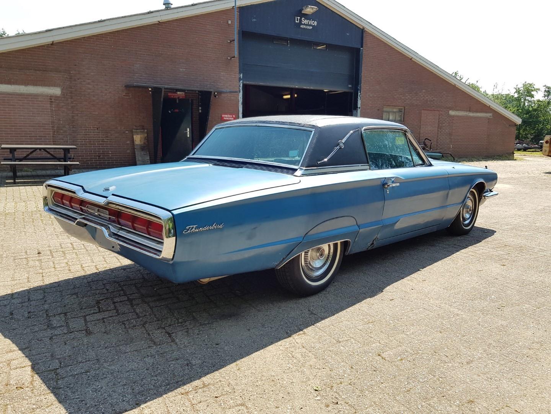 1966 Ford Thunderbird Town Landau 428ci (7)