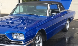 1966 Ford Thunderbird 428ci - blue (12)