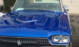 1966 Ford Thunderbird 428ci - blue (15)