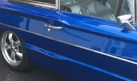 1966 Ford Thunderbird 428ci - blue (18)