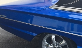 1966 Ford Thunderbird 428ci - blue (19)