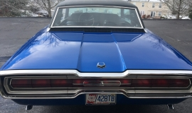 1966 Ford Thunderbird 428ci - blue (6)