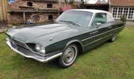 1966 Ford Thunderbird Town Landau - Cruise (11)
