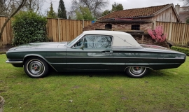1966 Ford Thunderbird Town Landau - Cruise (12)
